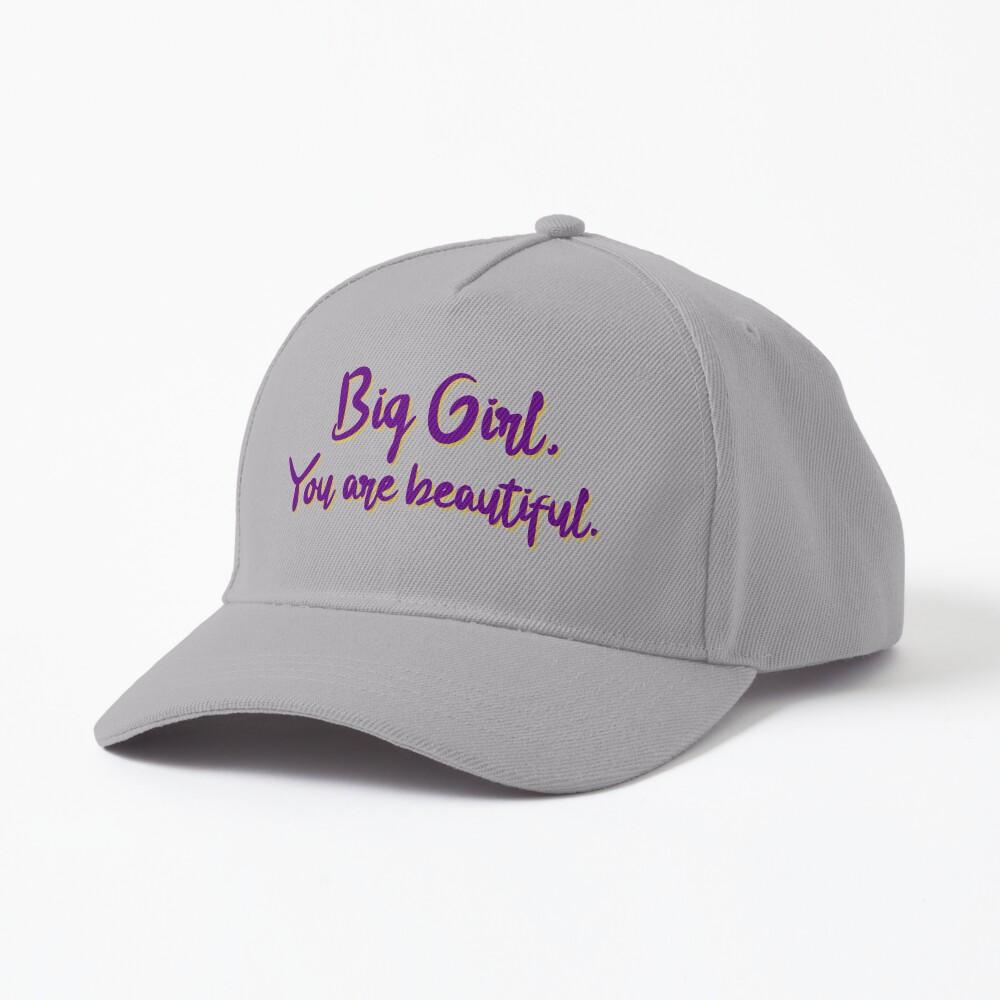 Big Girl, You Are Beautiful - MIKA Design Cap