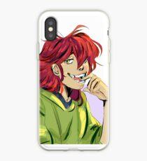 nice teeth iPhone Case