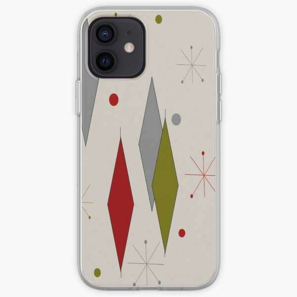 Diamonds Diamonds iPhone Soft Case