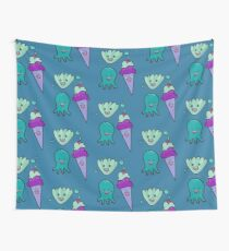 Summer Beings Wall Tapestry