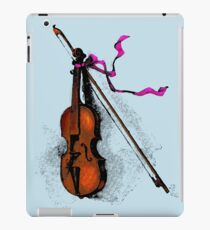 Violin & Ribbon iPad Case/Skin