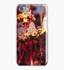 little christmas trees as gifts and decorations for christmas iPhone Case/Skin