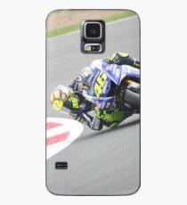 Silverstone MotoGP -Rossi Case/Skin for Samsung Galaxy