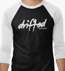 Drifted Classic Tee - Black Men's Baseball ¾ T-Shirt