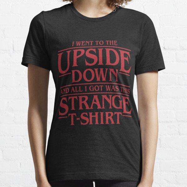 Stranger Things - Strange Shirt Essential T-Shirt