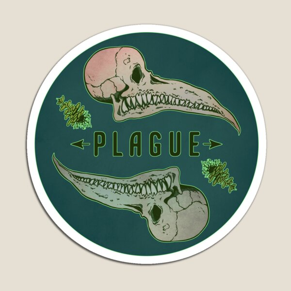 PLAGUE // DEAD Magnet