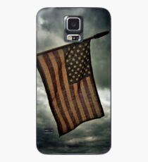 Funda/vinilo para Samsung Galaxy stars and stripes
