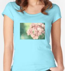 Yesterday's Flower Women's Fitted Scoop T-Shirt
