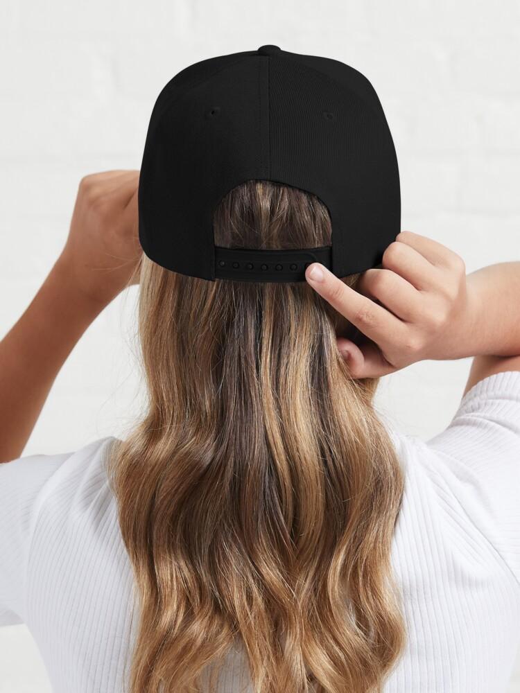 Alternate view of Polyglamorous Pink Cap