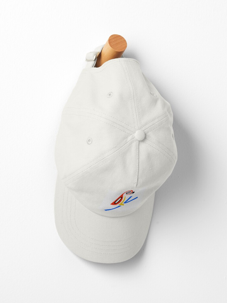 Alternate view of Poly Parrot Cap