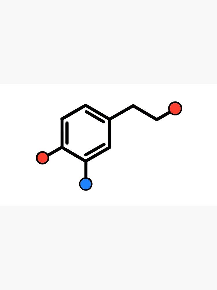 Polyamorous Dopamine Molecule by polyphiliashop