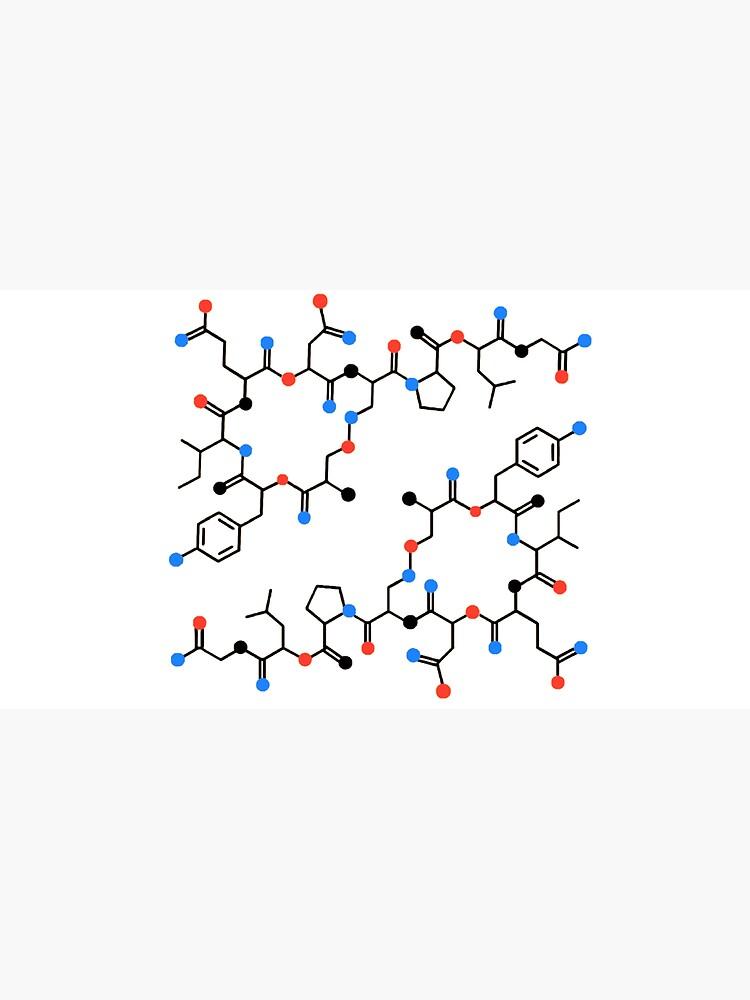 Polyamorous Oxytocin Molecule by polyphiliashop