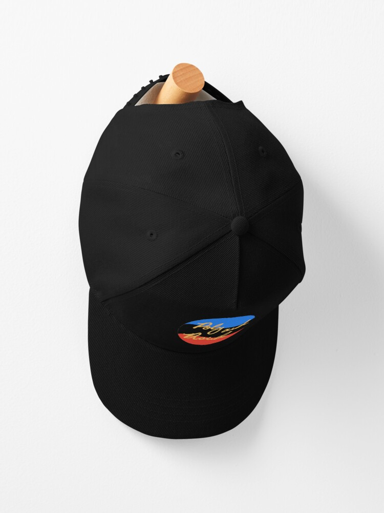 Alternate view of Poly and Proud Cap