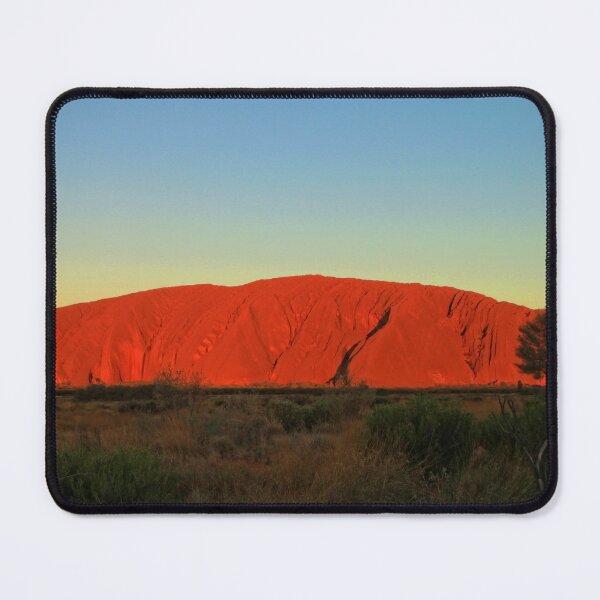 Sunset at Uluru Mouse Pad