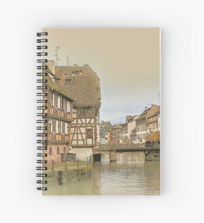 Little France, Strasbourg Spiral Notebook