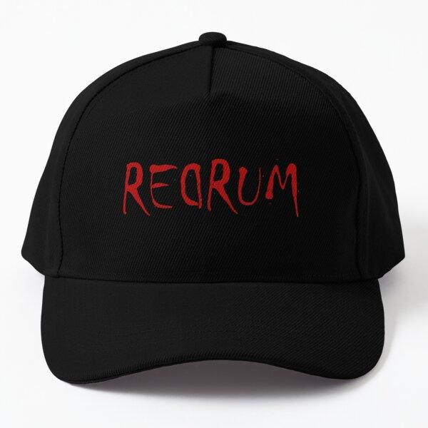 REDRUM [Worn Look] Baseball Cap