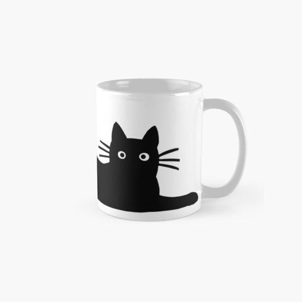 Black Cat Classic Mug