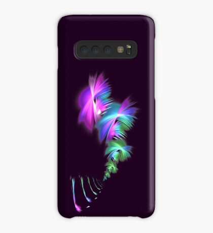 Fly away #fractal Case/Skin for Samsung Galaxy