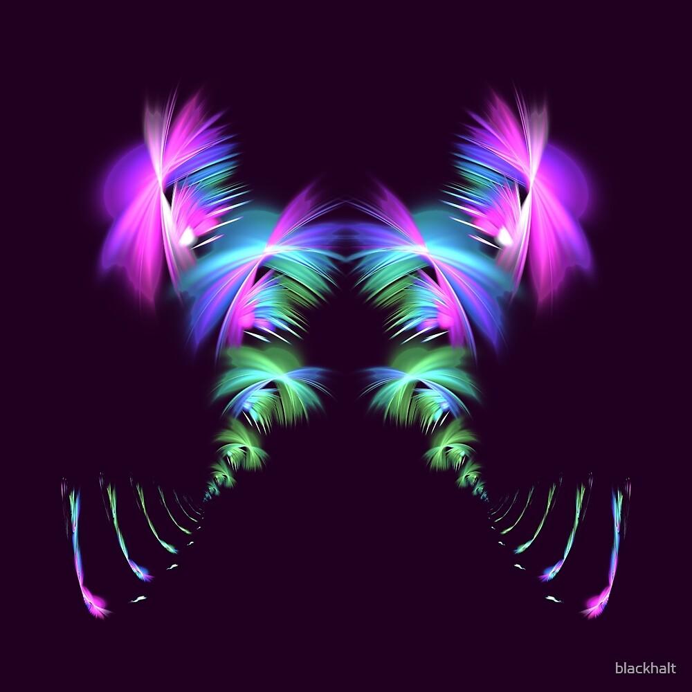 Fly away #fractal by blackhalt