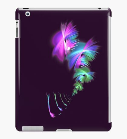 Fly away #fractal iPad Case/Skin