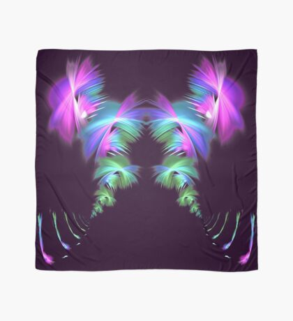 Fly away #fractal Scarf