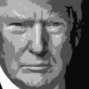 Trump Cutout by ThugPigeon