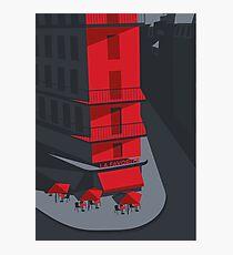 Paris Street Photographic Print