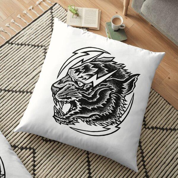 Thunder Tiger Floor Pillow