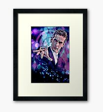 The Twelfth Doctor Framed Print