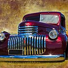 Chevy Perfection by Keith Hawley