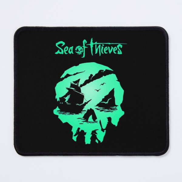Sea of Thieves logo HD Shirt Mouse Pad