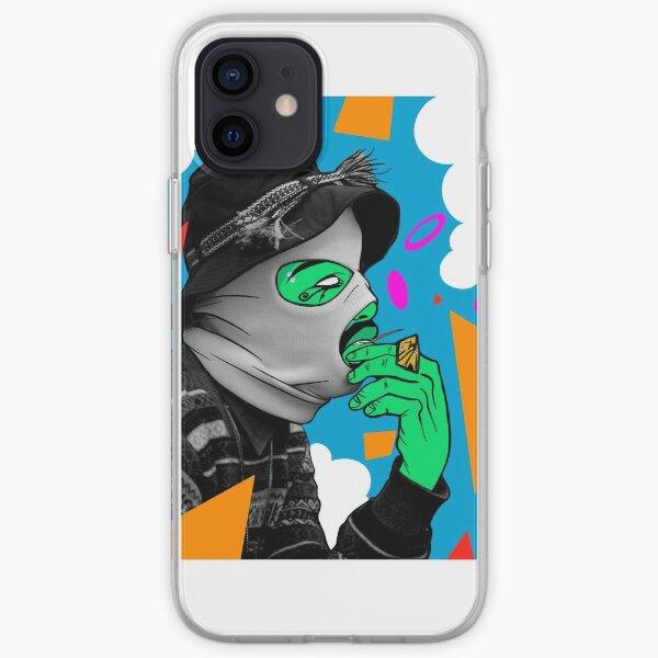 R E T R O iPhone Soft Case