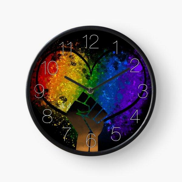 Power in Love Clock