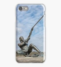 The Mariners Sculpture iPhone Case/Skin