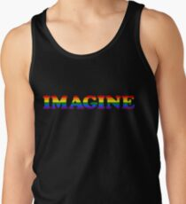 IMAGINE | Support Marriage Equality Tank Top