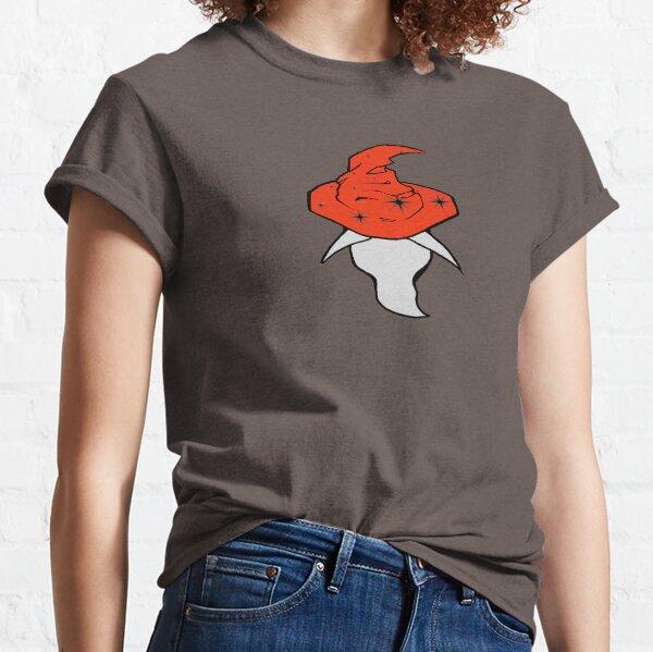Roter Zauberer Classic T-Shirt