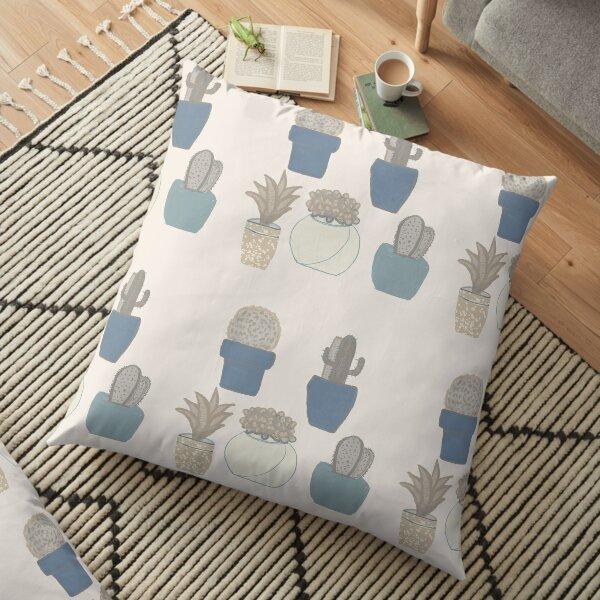 Just some cute cactus Floor Pillow