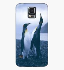 King Penguins Case/Skin for Samsung Galaxy
