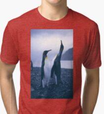 King Penguins Tri-blend T-Shirt