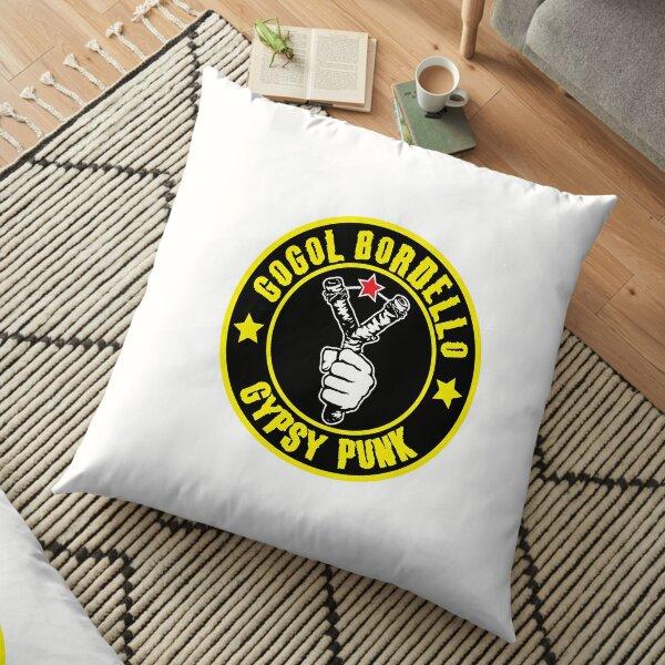 BEST SELLING - Gogol Bordello Floor Pillow