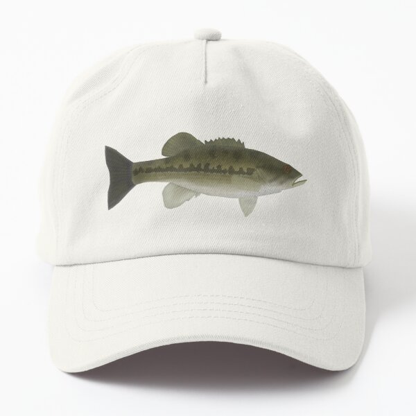 Spotted Bass Dad Hat
