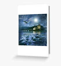 Guardian of the Castle Greeting Card