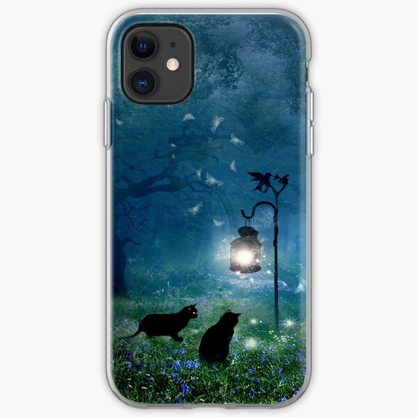 The Witches Cats (square) iPhone Soft Case