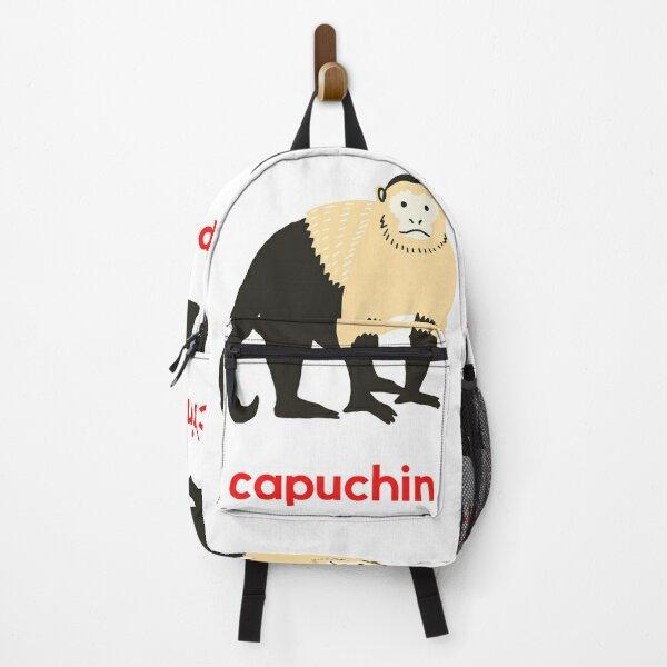 Capuchin  Backpack