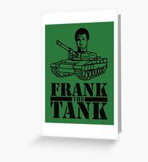 WILL FERRELL - FRANK THE TANK - OLD SCHOOL MOVIE Greeting Card