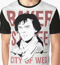 sherlock #2 Graphic T-Shirt