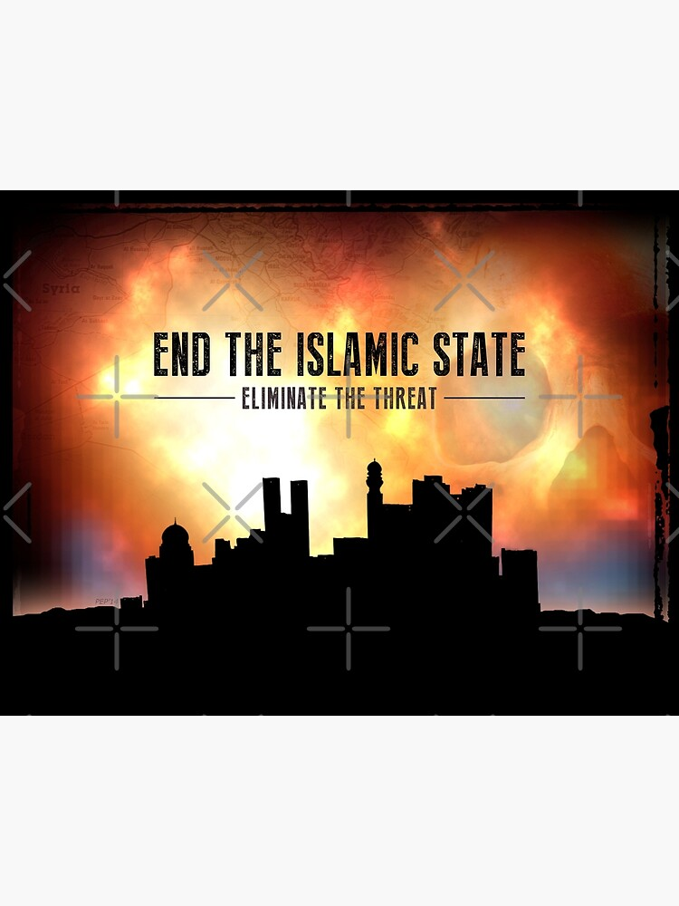 End The Islamic State by morningdance