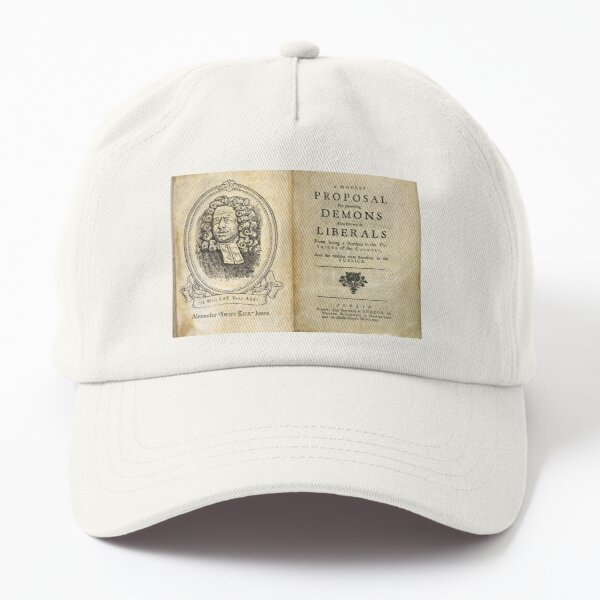 Alex Jones' Modest Proposal Dad Hat