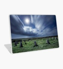 The Merry Maidens by Moonlight Laptop Skin