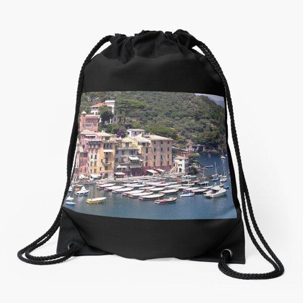 Portofino. Drawstring Bag